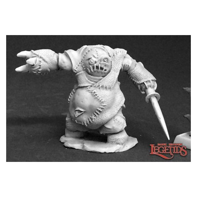 Gutrags, Stitch Golem
