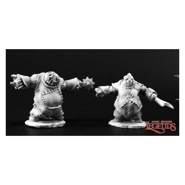 Stitch Golems, Lesser (2)