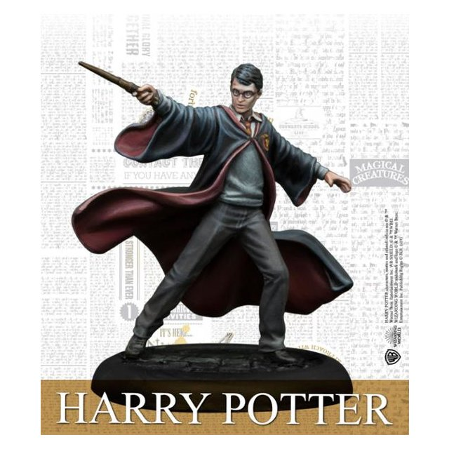 HARRY POTTER MINIATURES ADVENTURE GAMES CORE BOX