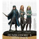Harry Potter Miniaturen Dumbledores Armypack (3) (EN)