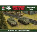 Sherman V Tanks - British (M/L) (2)