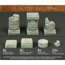 Modular Dungeon - Round Columns Add-On