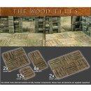 Modular Dungeon - Wood Tiles Add-On