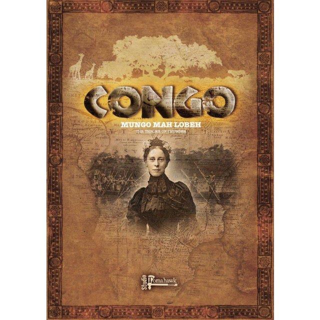 Congo. Mungo Mah Lobeh