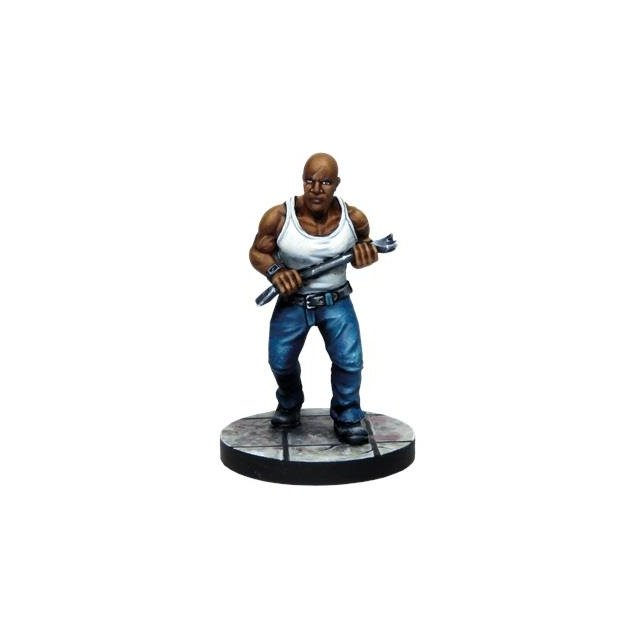 The Walking Dead - Heres Negan! The Board Game + All Out War Character Cards