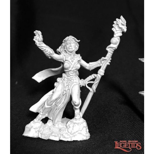 Andriessa, Female Wizard