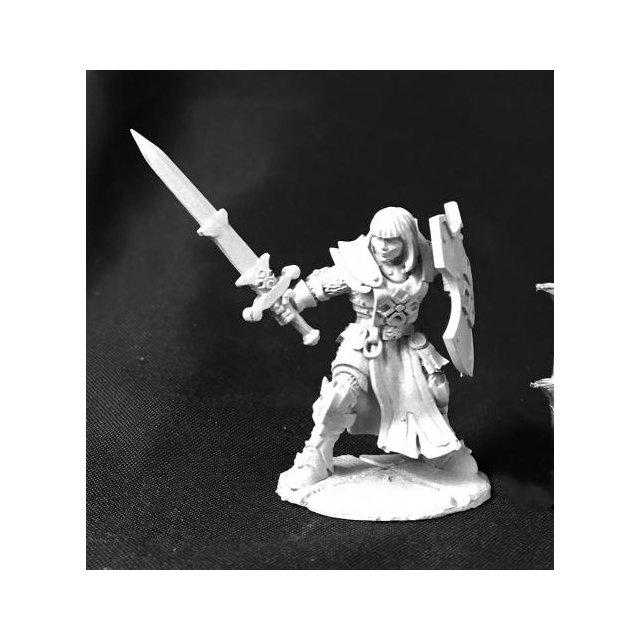 Ava Justinia, Female Templar