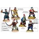 Cossack Characters (6)