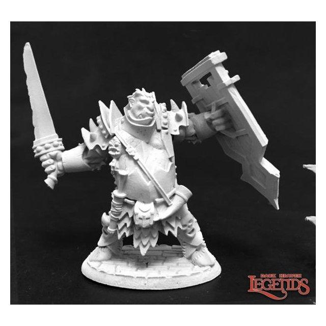 Half-Ogre Fighter