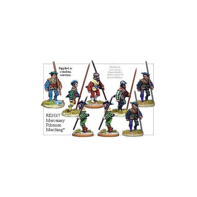 Landsknechts in Jaquette Marching (8)