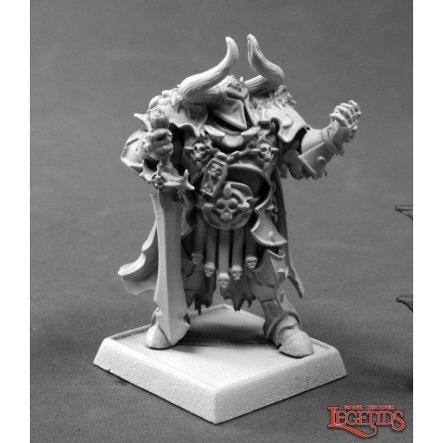 Krass Omenthrall, Evil Warrior