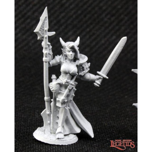 SKara, Female Skoli Warrior