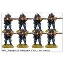 French Infantry in Full Kit Firing (8)