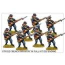 French Infantry in Full Kit Defending (8)