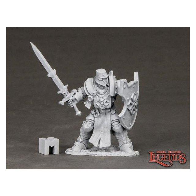 Crusader Swordsman (Sword or Flail)