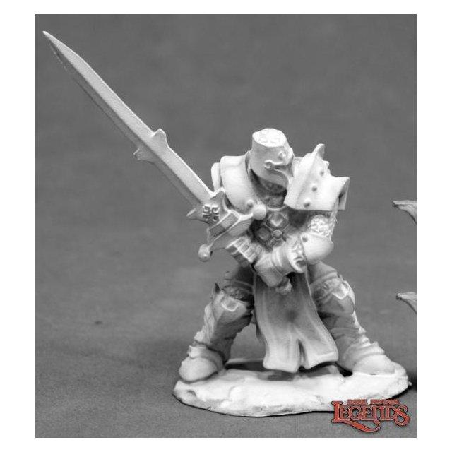 Crusader Justifier (Two Handed Sword)