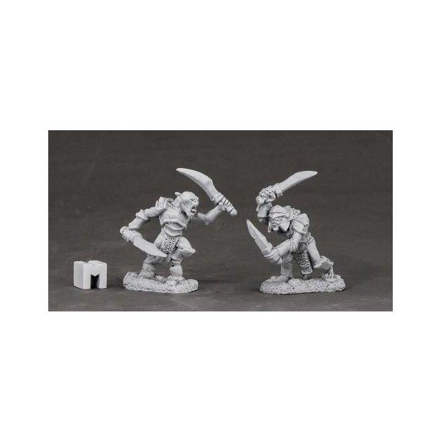 Armored Goblin Swordsmen