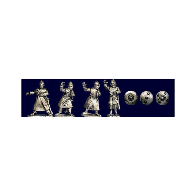 African Spearmen (4)
