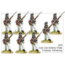 Late Line Infantry Flank Company Advancing (8)