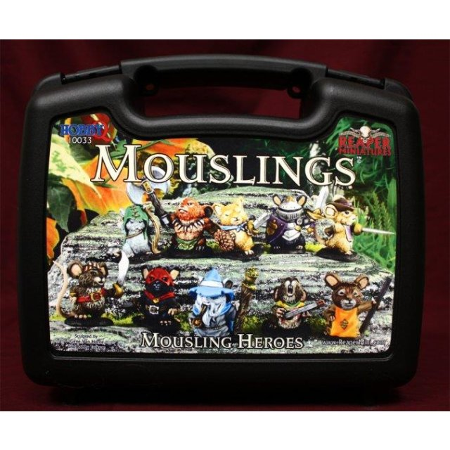 Mousling Heroes (10)