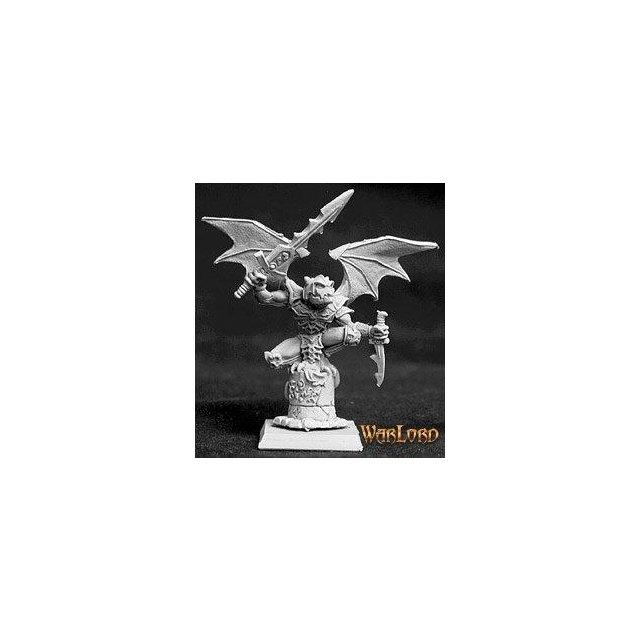 Gargoyle, Necropolis Monster