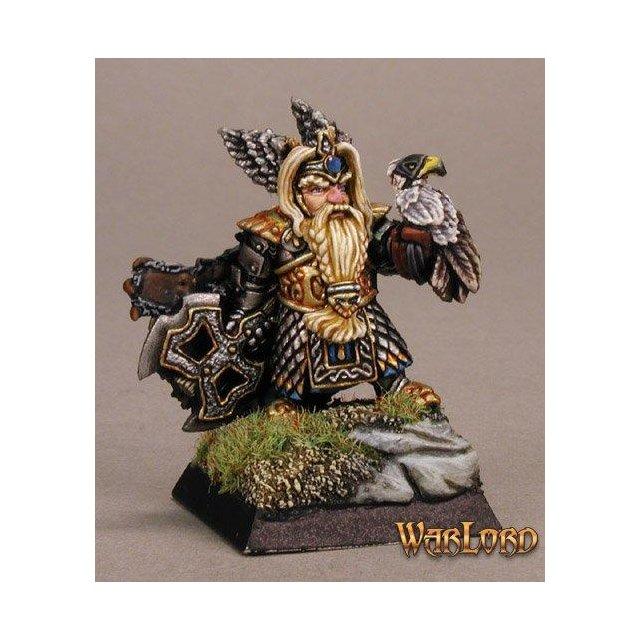 Thorgram, Dwarf Warlord