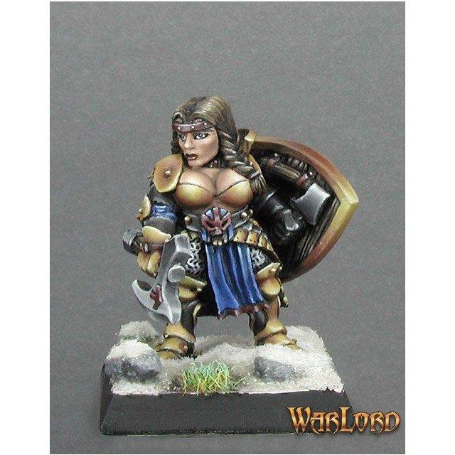 Freja Fangbreaker, Dwarf Sergeant