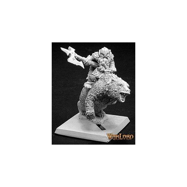 Thorvald, Dwarf Bear Rider