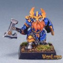 Gargram, Dwarf Sergeant