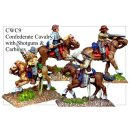 Confederate Cavalry with Shotguns and Carbines (8)