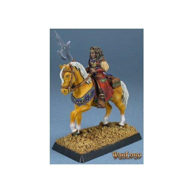 Isarah, Crusaders Cleric