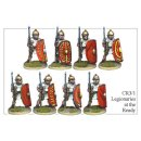 Unarmoured Legionaries at the Ready, No Crest (8)