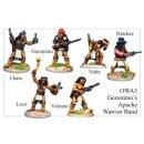 Geronimos Apaches Warrior Band (6)