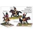Mounted Geronimos Warrior Band (6)