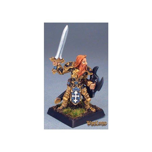 Sir Theo-Justicar, Crusaders Adept