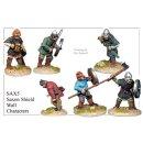 Saxon Shield Wall Characters (6)