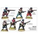 Black Powder Skirmishers (6)