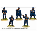 Police Sergeants and Inspectors (5)