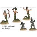 Medusa And the Gorgons