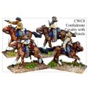 Confederate Cavalry with Pistols (8)