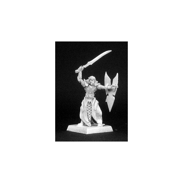 Daereth, Elven Royal Guard Sergeant