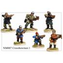 Norman Crossbowmen I (6)
