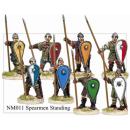 Norman Spearmen Standing (8)