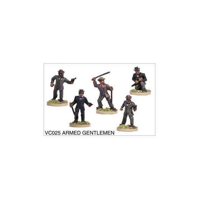 Armed Gentlemen (5)