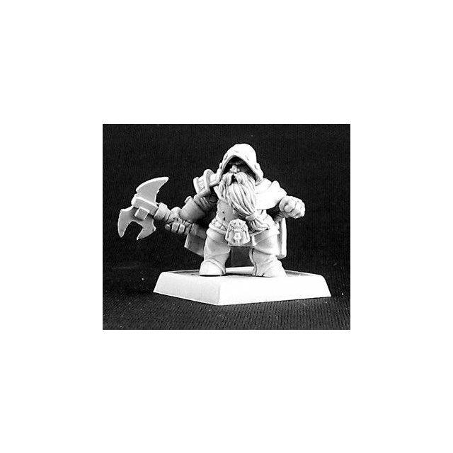 Dwarven Pathfinder Grunt