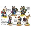 Viking Valkyries Daughters Of Freya