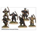 Armoured Norman Archers (6)