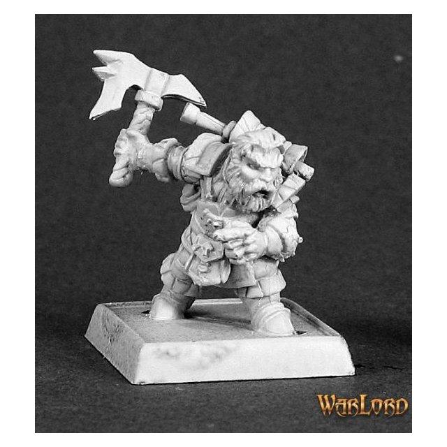 Durin Dwarf Pathfinder Sgt