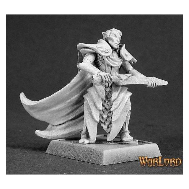Ellithin Graysteel, Royal Elf Hero