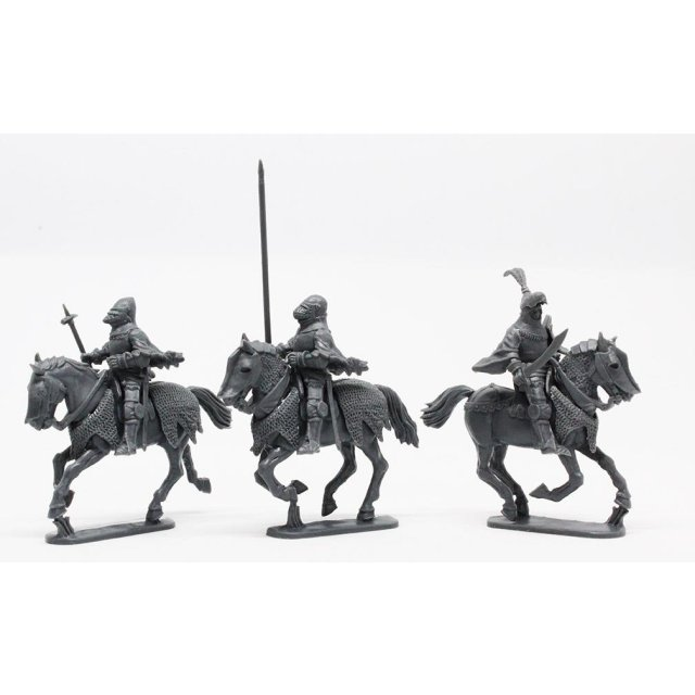 Agincourt Mounted Knights 1415-29
